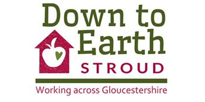down to earth logo